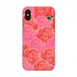 Playful mood ii slimfit iphone xsx cases artscase roses mightylinksfo