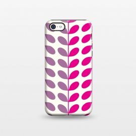 iPhone 5C  Pink and Purple by Allgirls