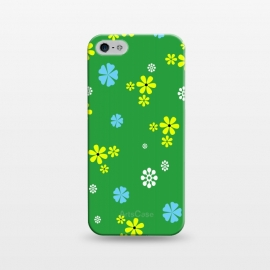 iPhone 5/5E/5s  Pretty flowers by Allgirls
