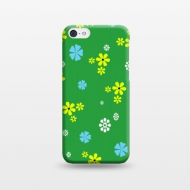 iPhone 5C  Pretty flowers by Allgirls