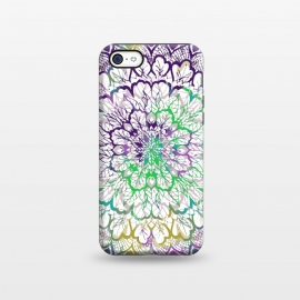iPhone 5C  Brightmandala by Susanna Nousiainen