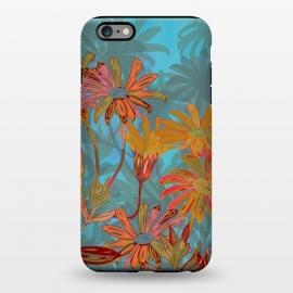 iPhone 6/6s plus  Fantasy Fall Flowers by Lotti Brown