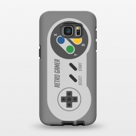 Galaxy S7 EDGE  Retro Gamer Serie I by Dellán