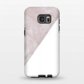 Galaxy S7 EDGE  Dusty Marble by Zala Farah