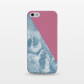 iPhone 5/5E/5s  Blue Marble by Zala Farah