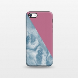 iPhone 5C  Blue Marble by Zala Farah