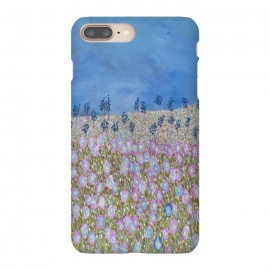 iPhone 8/7 plus  Merry Meadow by  (fun,garden,modern,flowers,floral)