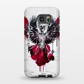 Galaxy S7 EDGE  Skull Lord by Riza Peker