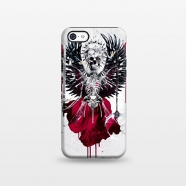 iPhone 5C  Skull Lord by Riza Peker