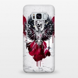 Galaxy S8+  Skull Lord by Riza Peker