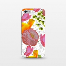iPhone 5/5E/5s  New Flowers by Zala Farah