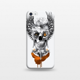 iPhone 5C  Skull Lord II by Riza Peker