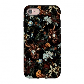 iPhone 8/7  Botanical Flowers I by Riza Peker (FLORAL,PATTERN,ART)