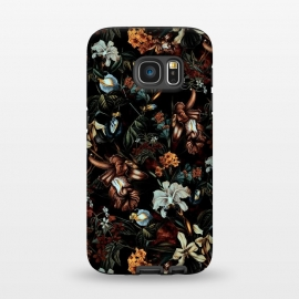 Galaxy S7  Botanical Flowers I by Riza Peker