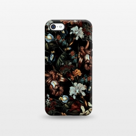 iPhone 5C  Botanical Flowers I by Riza Peker