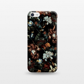 Botanical Flowers I by Riza Peker (FLORAL,PATTERN,ART)