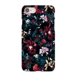 iPhone 8/7  Botanical Flowers II by Riza Peker (FLORAL,PATTERN,ART)