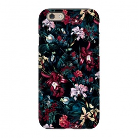 iPhone 6/6s  Botanical Flowers II by Riza Peker (FLORAL,PATTERN,ART)