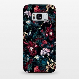 Botanical Flowers II by Riza Peker (FLORAL,PATTERN,ART)
