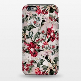 iPhone 6/6s plus  Botanical Flowers IV by Riza Peker