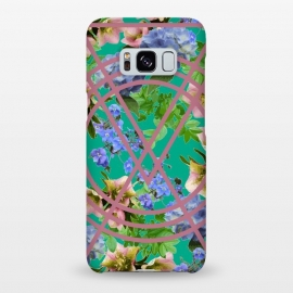 Galaxy S8+  Just Bloom by Zala Farah