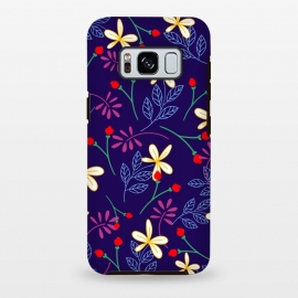 Galaxy S8 plus  Floral Paradise II by
