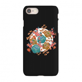 iPhone 8/7  Floral Stamp by Zala Farah