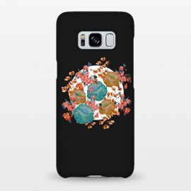 Galaxy S8+  Floral Stamp by Zala Farah