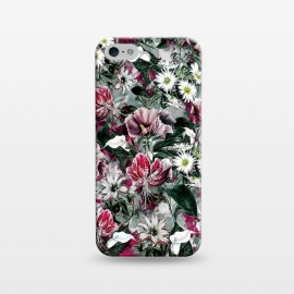 iPhone 5/5E/5s  Floral Spring by Riza Peker