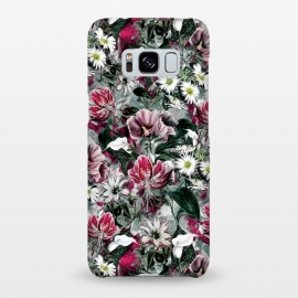 Galaxy S8+  Floral Spring by Riza Peker (floral,fashion,design,rizapeker,art)