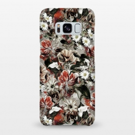 Galaxy S8+  Floral Fall by Riza Peker