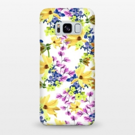 Galaxy S8+  Baby Nature (Yellow) by Zala Farah