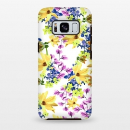 Galaxy S8 plus  Baby Nature (Yellow) by