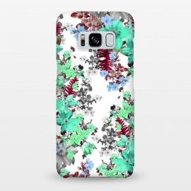Galaxy S8+  Flora Light (Aqua) by Zala Farah