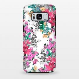 Galaxy S8 plus  Flora Light (Pink) by