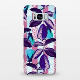 Galaxy S8+  Pretty Jungle Lights by Zala Farah