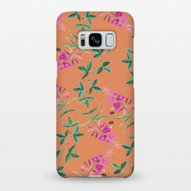 Galaxy S8+  Floral Vines V2. by Zala Farah