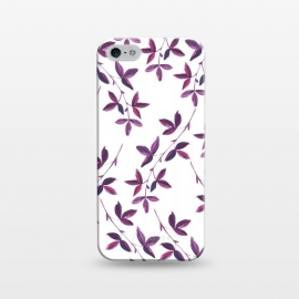 iPhone 5/5E/5s  Purple Vines by Zala Farah