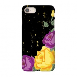 iPhone 8/7  Violets by Rossy Villarreal