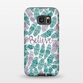 Galaxy S7  Believe by Pom Graphic Design ()