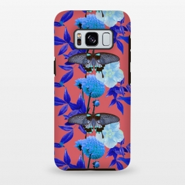 Galaxy S8+  Butterfly Garden by Zala Farah
