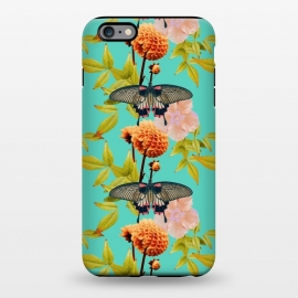 iPhone 6/6s plus  Tropical Butterfly Garden by Zala Farah