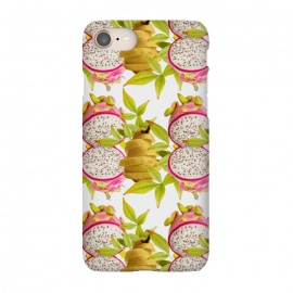 iPhone 8/7  Pear and Dragon Fruit by Zala Farah