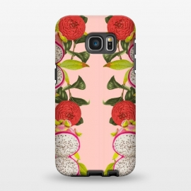 Galaxy S7 EDGE  Fruity Love by Zala Farah