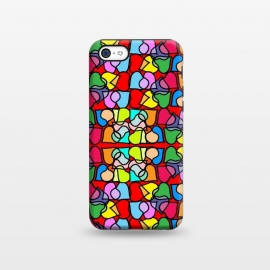 iPhone 5C  Love is All Around Us by Bettie * Blue