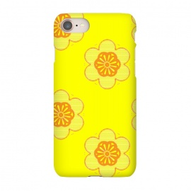 iPhone 8/7  Flowerama by Bettie * Blue