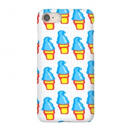 iPhone 8/7  We All Scream for Ice Cream by Bettie * Blue