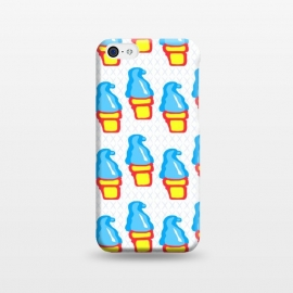 iPhone 5C  We All Scream for Ice Cream by Bettie * Blue