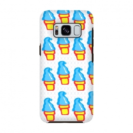 Galaxy S8  We All Scream for Ice Cream by Bettie * Blue