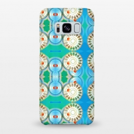 Galaxy S8+  Electric Boogaloo by Bettie * Blue